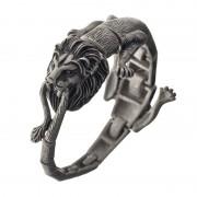Ametallo Bracelets Exotic Mens Re Leone 0066sb Stainless Steel 316l