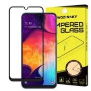 Folie Sticla Full Cover Full Glue Wozinsky Samsung Galaxy A50 Cu Adeziv Pe Toata Suprafata Foliei Neagra