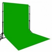 Cam Cart 8 x12 FT Green LEKERA Backdrop Photo Light Studio Photography Background ( Stand Not Included )