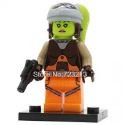 Generic PG8066 Figure Imperial Inquisitor Legoingly Hera Syndulla Kanan Jarrus Bodhi Rook Boba Fett Building Blocks Model Toys Hera Syndulla