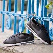 NIKE Мъжки спортни обувки CORTEZ LEATHER - 749571-011