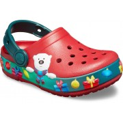 Crocs Kids' Crocs Fun Lab Holiday Lights Clog