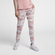 Nike Sportswear Gym Vintage Camo-Hose für Damen - Pink