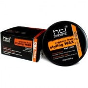 HTI EXPERTS Organic Hair Styling Wax- Wet look