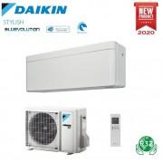 Daikin Climatizzatore Condizionatore Daikin Inverter Stylish Ftxa35aw White 12000 Btu Wifi A+++ R-32