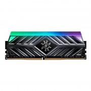 Memorie ADATA XPG Spectrix D41 Titanium Gray RGB 8GB DDR4 3000MHz CL16