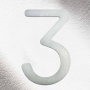 CMD High Quality House Numbers made of Stainless 3