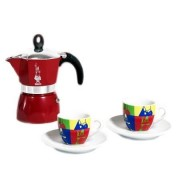 Set cadou Dama Pop ART Bialetti