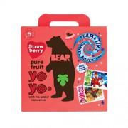 Bear Yoyo Pure Fruit - Multipack - 100 G