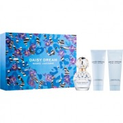 Marc Jacobs Daisy Dream lote de regalo III eau de toilette 50 ml + leche corporal 75 ml + gel de ducha 75 ml