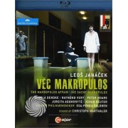 Video Delta JANACEK - L'AFFARE MAKROPOULOS - Blu-Ray
