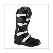 Moto boty MX Enduro RAINERS CROSS 1030 boty černé