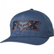 FOX Ellipsoid Flexfit Cap Blu Arancione L XL