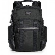 Alpha Bravo Nathan Backpack - Black - Tumi Backpacks