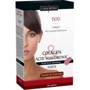 Colagen & Acid Hialuronic Forte, 30 tablete