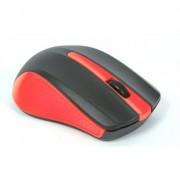 Omega Raton optico OM05R 3D 1000DPI Rojo USB
