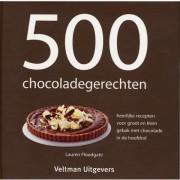 Spiru 500 Chocolade Gerechten
