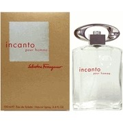 Salvatore Ferragamo Incanto Eau De Toilette Spray 3.4 oz / 100.55 mL Men's Fragrance 403161