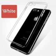 Luxury Crystal átlátszó, puha szilikon iPhone tok - Víztiszta, 11 Pro Max