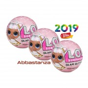 3 LOL Surprise Serie Glam Original Envio Gratis