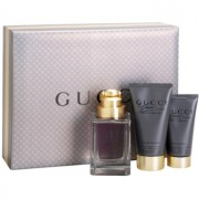 Gucci Made to Measure coffret I. Eau de Toilette 90 ml + gel de duche 50 ml + bálsamo after shave 75 ml