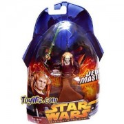 Star Wars E3 Revenge of the Sith Action Figure #30 Saesee Tiin (Jedi Master)