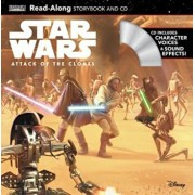 Star Wars Star Wars: Attack of the Clones Read-Along Storybook and CD, Paperback/LucasFilm Book Group