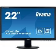 Iiyama ProLite X2283HS-B3 - Full HD Monitor