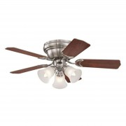Ceiling fan Contempra Trio with light
