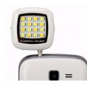 Luz Para Celular Led 16led 3 Modos De Brillo