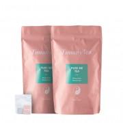 TummyTox Pure Me Tea 1+1 ZDARMA – detoxikační čaj, 2x 20 filtračních sáčků.