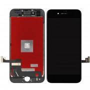 Apple iPhone 8 Display Unit - оригинален резервен дисплей за iPhone 8 (пълен комплект) - черен (reconditioned)