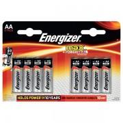 Energizer Alkaline Max AA x 8 - AA - stilo - E300112400 (conf.8) - 383111 - Energizer