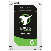 SEAGATE ST6000NM0115 - 6TB EXOS 7E8 ENTERPRISE SEAGATE SATA 3.5 512E