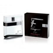 Salvatore Ferragamo F By Ferragamo Black 100Ml Senza Confezione Per Uomo Senza Confezione(Eau De Toilette)