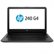 "Notebook HP 240 G4 I3-5005U Windows 10 Professional memória 4GB disco de 500GB DVD tela 14"" P7Q27LT"