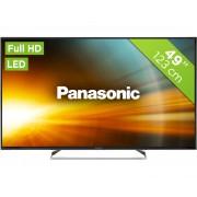 Panasonic TX-49FSW504 Tvs - Zwart