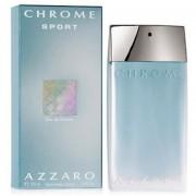 Chrome Sport de Azzaro Eau de Toilette 100ml Hombre