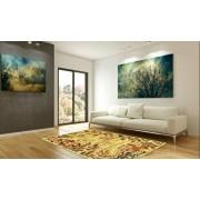 Covor Decorino Modern & Geometric C97-030211, Bej/Maro/Rosu/Verde, 160x235 cm