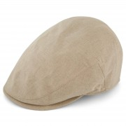 Fawler Casquette plate Lory couleur beige