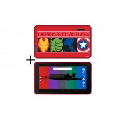 "eSTAR Themed Tablet Avengers 7"" ARM A7 QC 1.3GHz/1GB/8GB/0.3MP/WiFi/Android 7.1/Avengers Futrola"