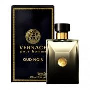 Versace Pour Homme Oud Noir 100Ml Senza Confezione Per Uomo Senza Confezione(Eau De Parfum)