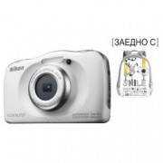 Digital Camera W100 kit White
