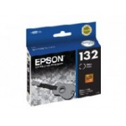 CARTUCHO EPSON MODELO 132 NEGRO, PARA T22, TX130, TX120