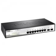 D-Link switch web upravljivi DGS-1210-10