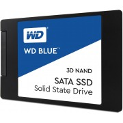 "Western Digital WDS500G2B0A 500GB 2.5"" Serial ATA III internal solid state drive"