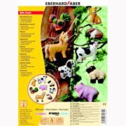 Set matrite pentru modelaj animale domestice Eberhard Faber