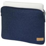 Универсален калъф за лаптоп HAMA Jersey, до 40 см 15.6 инча, Син, HAMA-101811