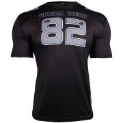 Gorilla Wear Fresno T-shirt - Black/Gray - S