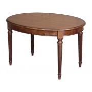 Artigiani veneti riuniti Table ovale Style Louis XVI avec allonges